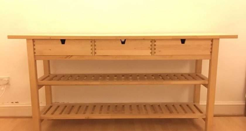 Console Table Ikea Norden Camden London