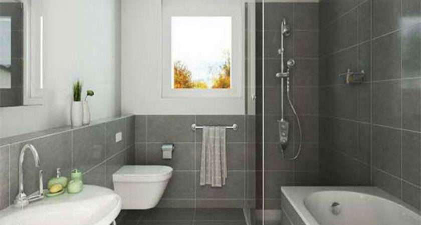 Contemporary Bathroom Decor Ideas Shower
