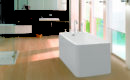 Contemporary Bathtub Design Modern Bathroom Looks Aida Homes