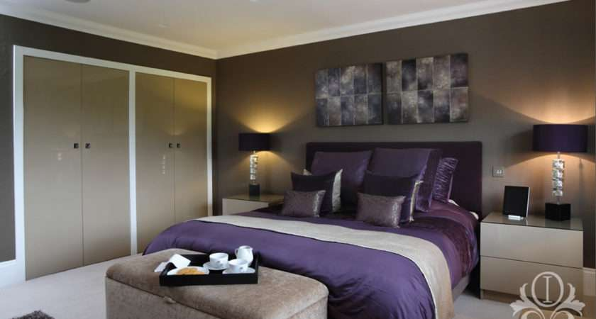 Contemporary Bedroom Design Outstanding Interiors Weybridge