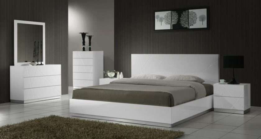 Contemporary Bedroom Furniture Amazing Rental