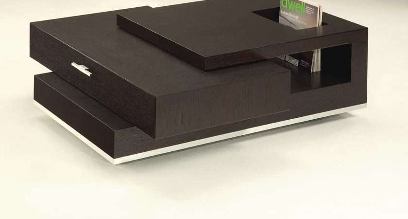 Contemporary Coffee Tables Designs Modern Home Furniture