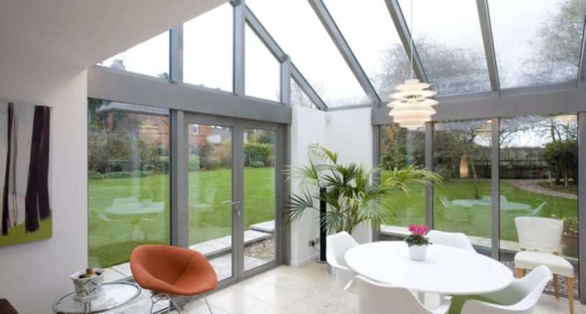 Contemporary Conservatories Visual Remodeling Blog Fixr