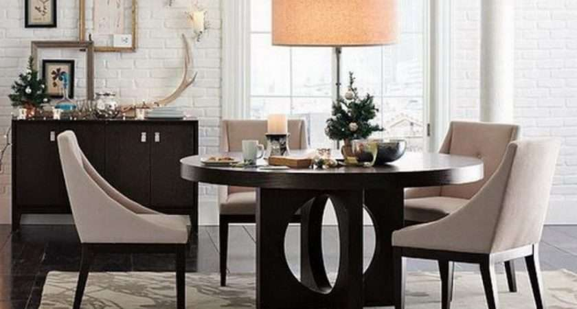 Contemporary Dining Area Table Design Ideas