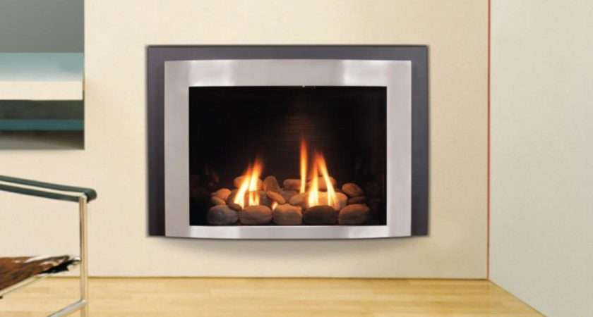 Contemporary Electric Fireplace Insert Designs