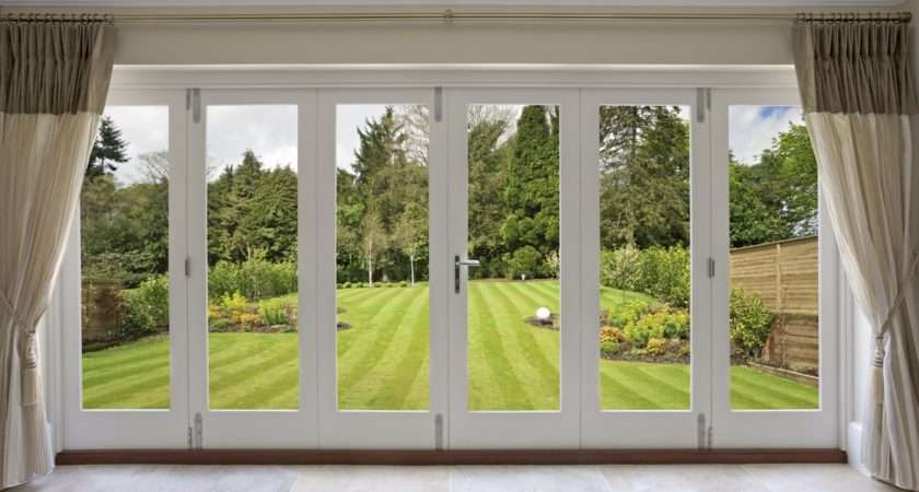 Contemporary Folding Doors Romford Wooden Also