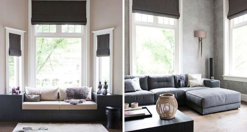 Contemporary Ideas Window Coverings Contemporist