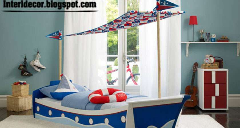 Contemporary Kids Bed Designs