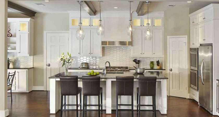 Contemporary Kitchen Islands Seating Deductour
