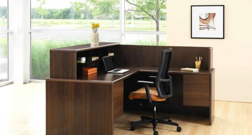 Contemporary Small Office Furniture Workstation Design Series
