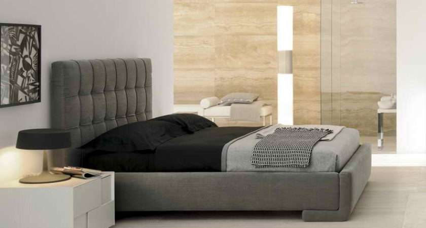 Contemporary Upholstered Beds