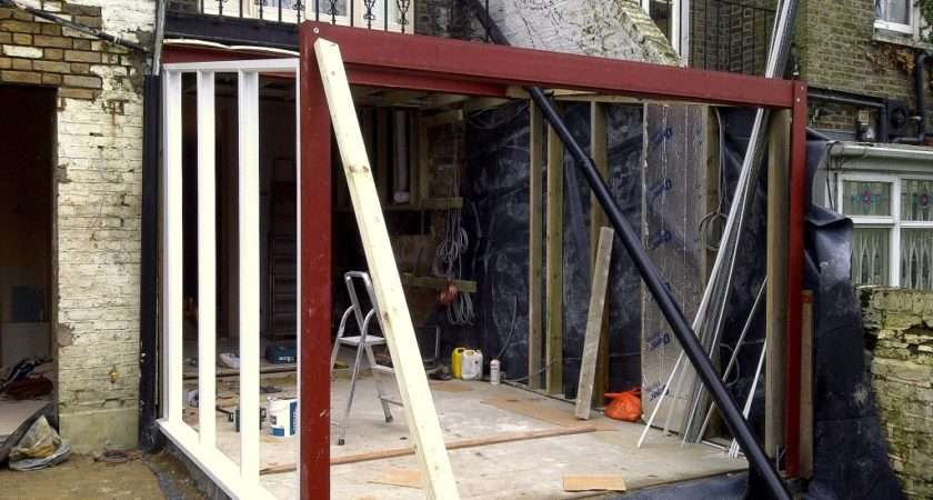Contracts London Steel Frame Conservatory Complete Maida Vale