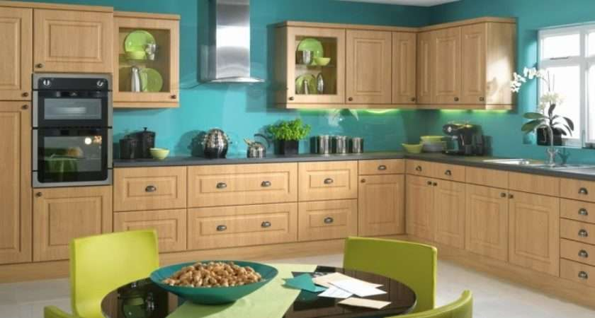 Contrasting Kitchen Wall Colors Cool Color Ideas