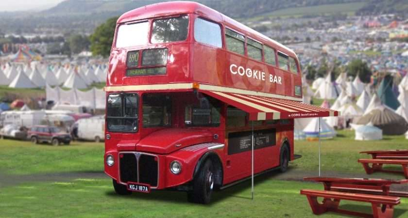 Cookie Bar Bus Community Crowdfunding Project
