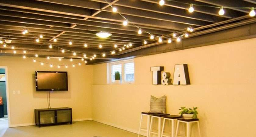 Cool Basement Ideas Must Try
