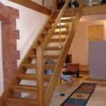 Cool Best Wooden Stairs Design Ideas
