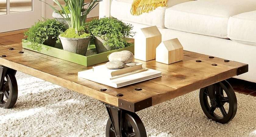 Cool Coffee Table Decor Ideas