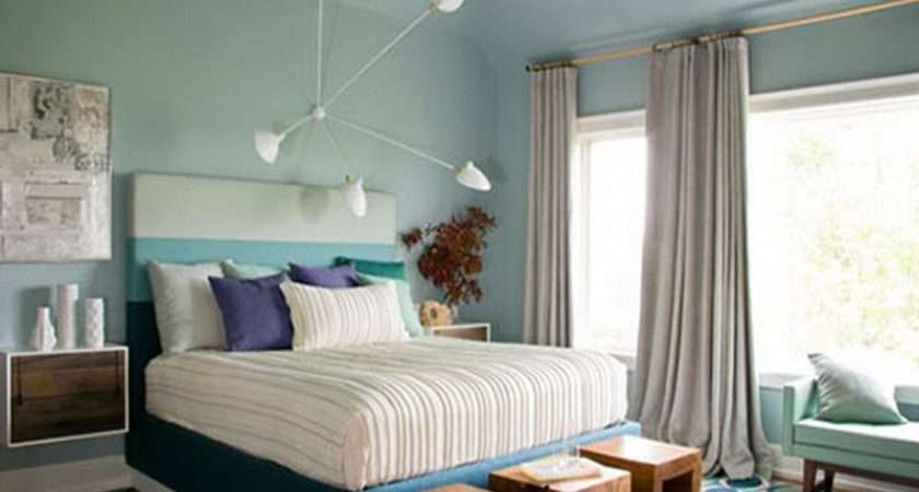Cool Color Ideas Schemes Master Bedroom
