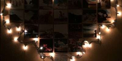 Cool Diy Ideas String Lights