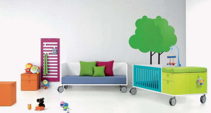 Cool Funky Baby Room Ideas Kidsomania