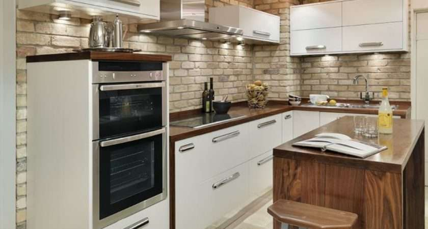 Cool Modern Gloss Kitchens Clean Comtemporary Style
