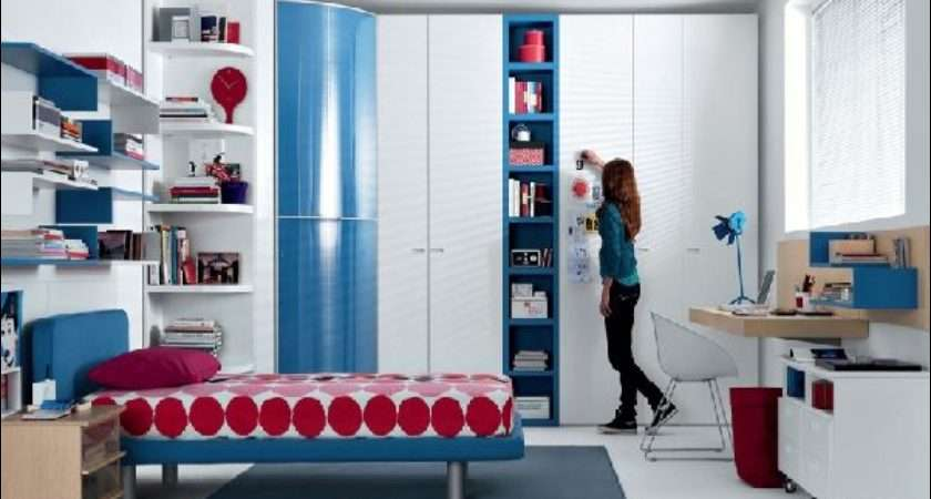 Cool Modern Teen Girl Bedrooms Room Design Inspirations