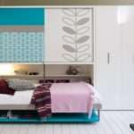 Cool Murphy Bed Examples Decorating Small Sized