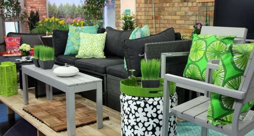 Cool Patio Ideas Small Spaces Furniture