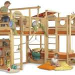 Cool Play Bunk Beds Interior Design Architecture Furniture