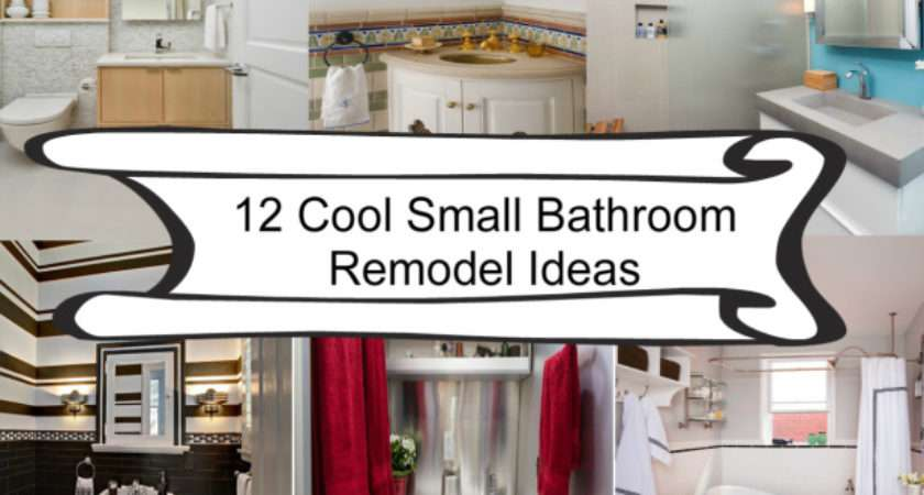 Cool Small Bathroom Remodel Ideas Home Gardening