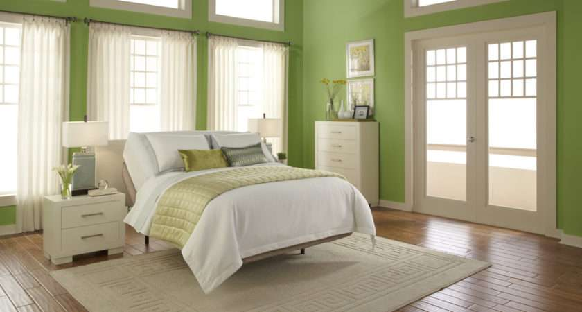 Coolest Green Bedroom Colors Decor Give Refreshing