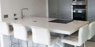 Corian Kitchen Worktops
