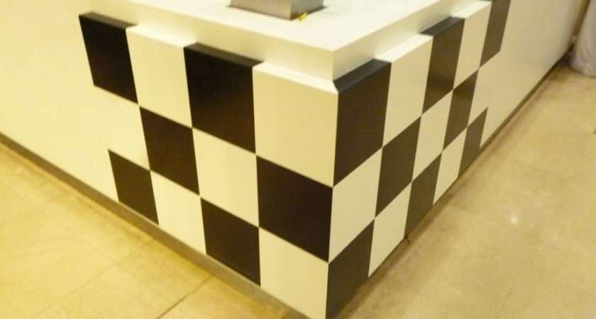 Corian Solid Surface Work Counter China