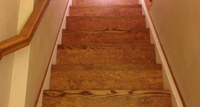 Corkifying Your Stair Case Eco Friendly Flooring