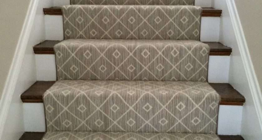 Cost Install Carpet Runner Stairs