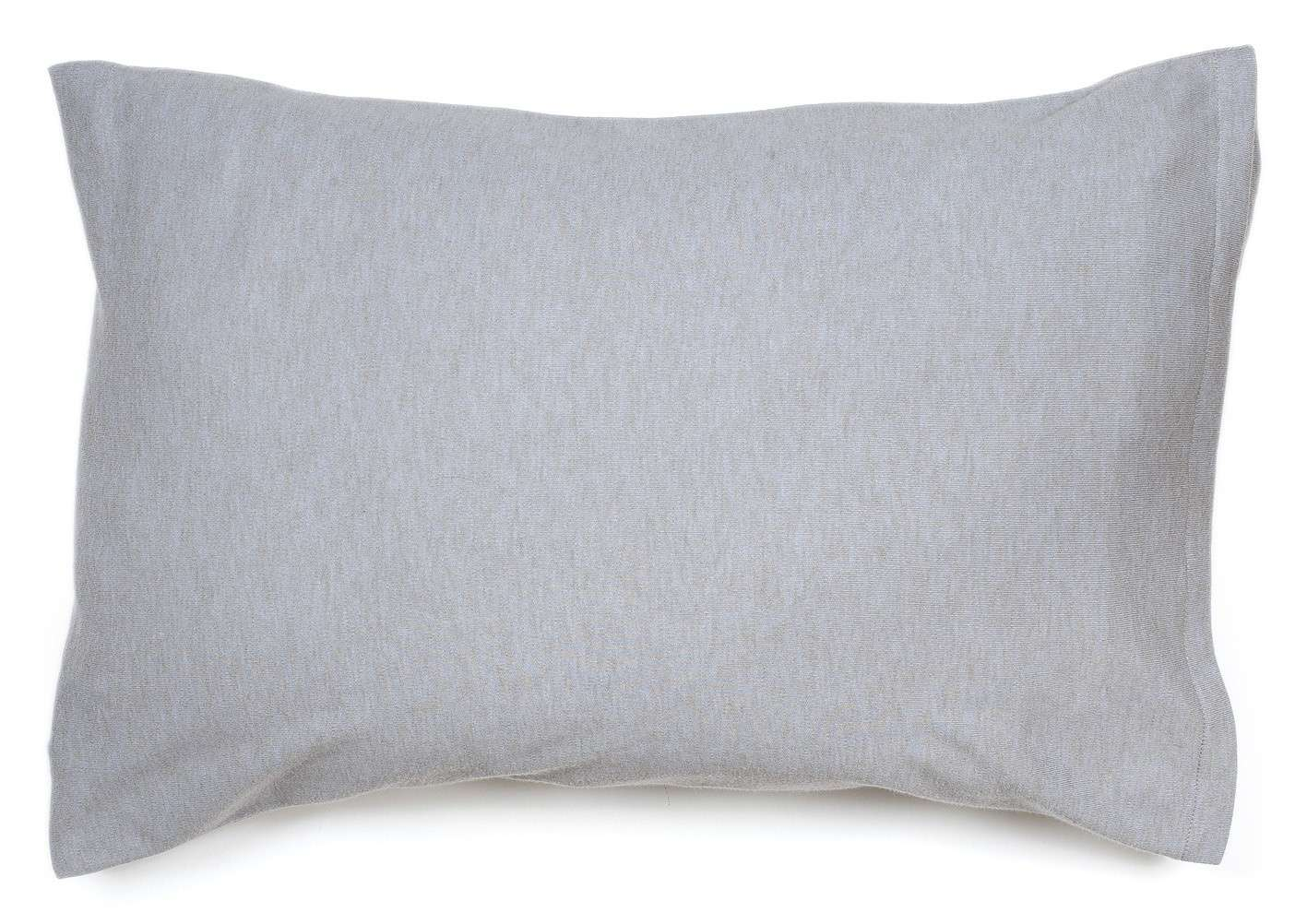 Cot Bed Pillowcase Silver Pillow Cases Luxury Children