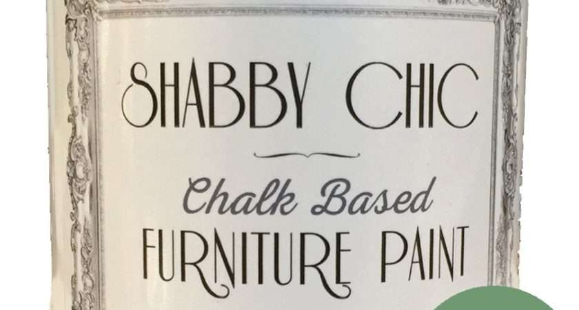 Cottage Green Shabby Chic Furniture Chalk Paint