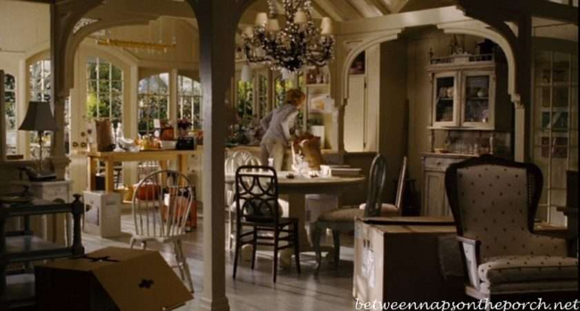 Cottage House Bewitched Movie Kitchen