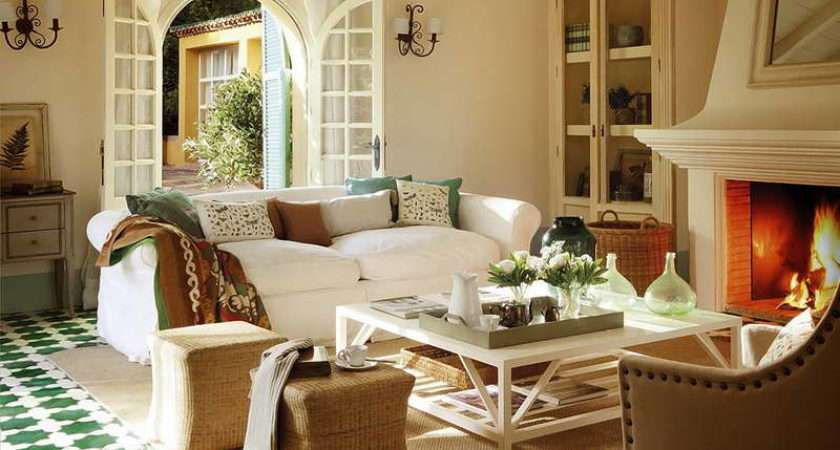 Cottage Interior Design Ideas Coastal