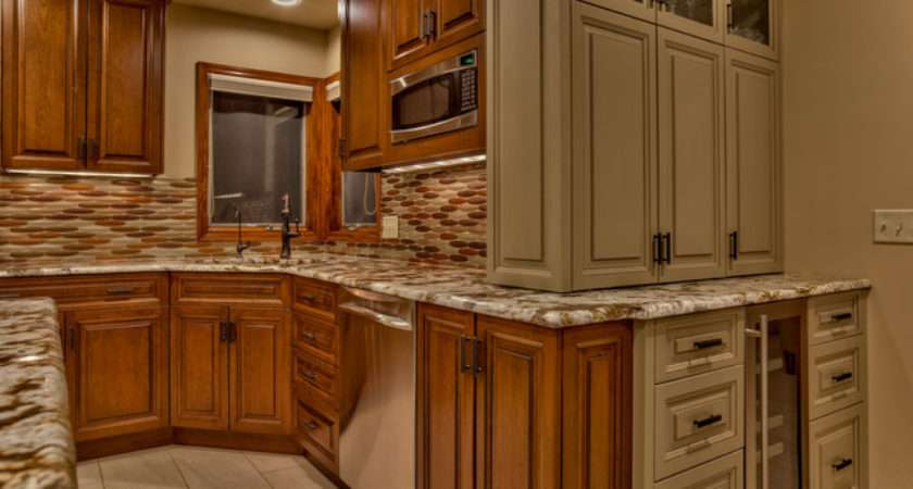 Council Bluffs Kitchen Remodel Traditional