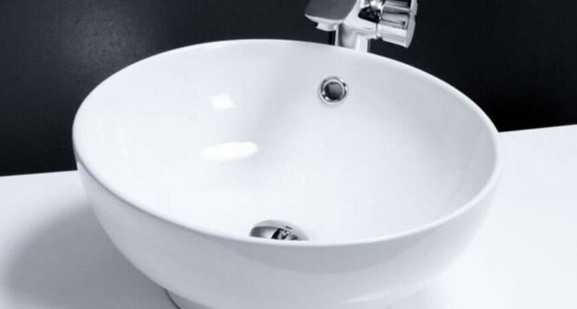 Countertop Basins Oval Rectangular Square Round Small Bowls