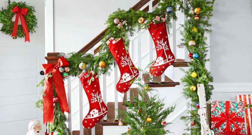 Country Christmas Decorations Holiday Decorating
