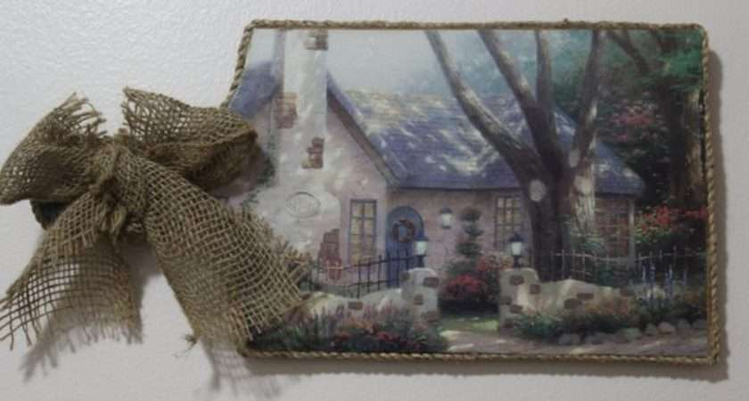 Country Cottage Rustic Wall Decor