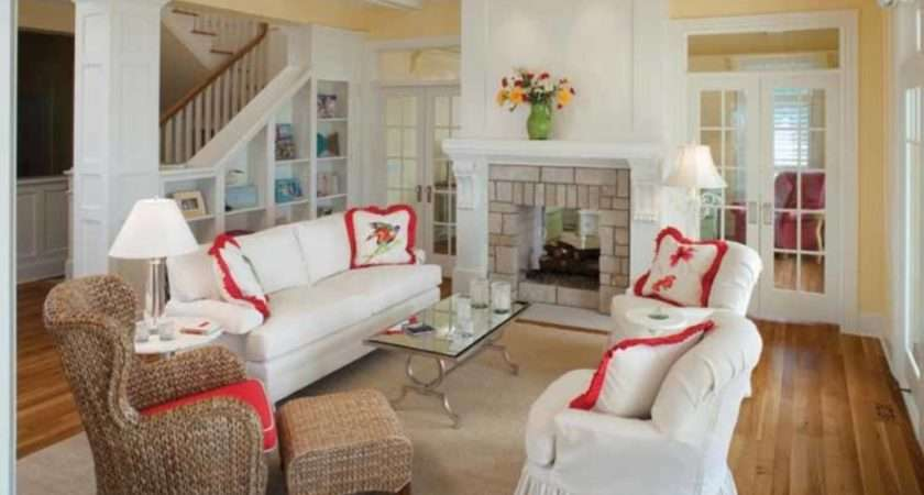 Country Cottage Style Living Room Peenmedia
