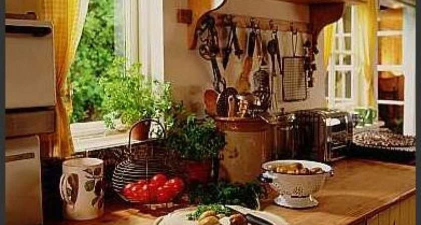Country Decorating Ideas French