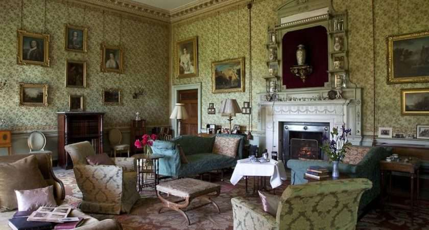 Country House Sitting Room Interiors Pinterest