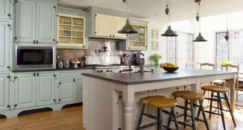 Country Kitchen Decor Design
