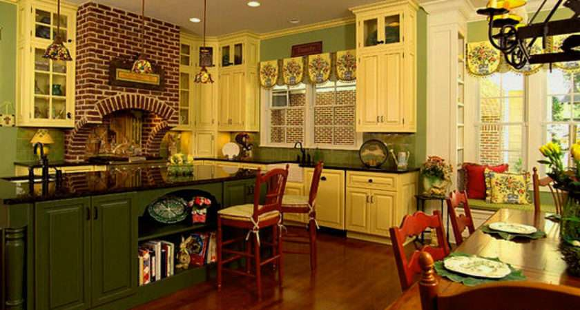 Country Kitchen Designs Budget Video Photos