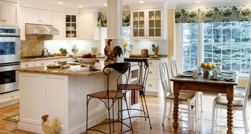 Country Kitchen Diy Home Improvement Houses Interior