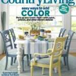 Country Living June Cover